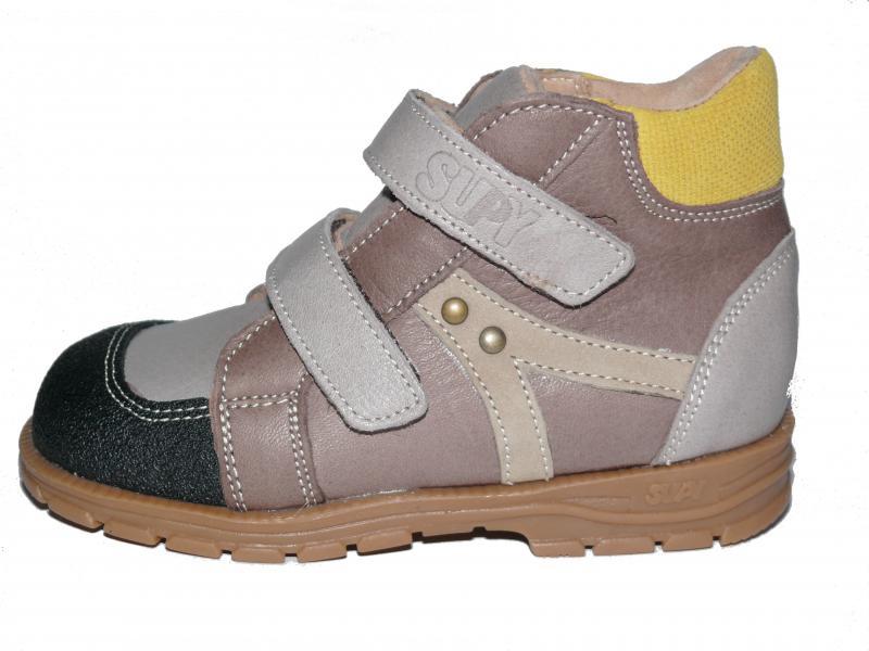 dab3b796633f D.D.Step tmavomodré mix vysoké kožušinové topánky pre chlapcov na ...