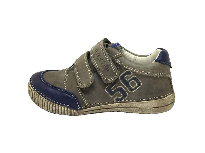 a967269079094 D.D.step detské topánky na suchý zips keki modrej farby 31-36 ...